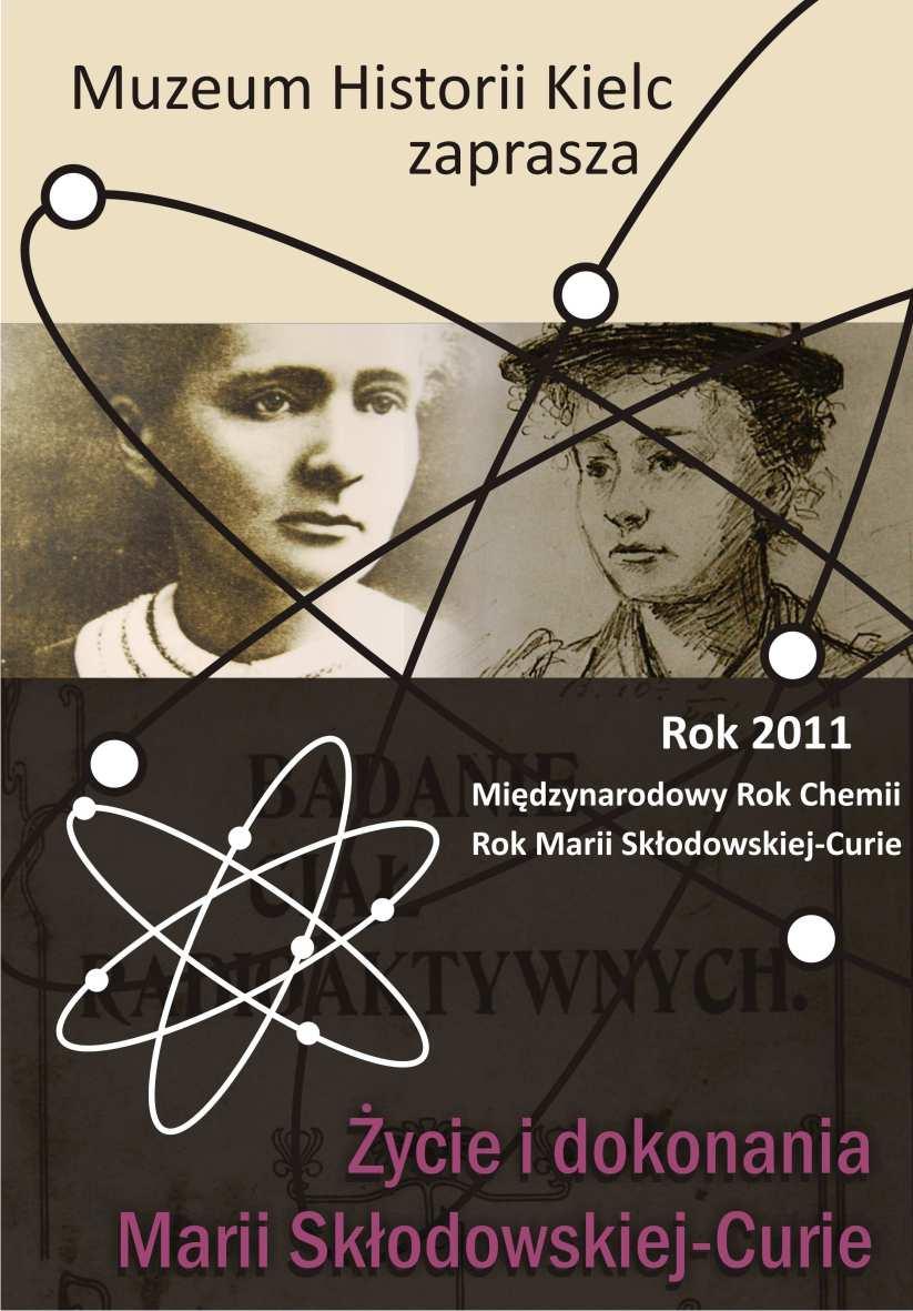 Wystawa, Maria Skłodowska-Curie (zdjęcie z materiałów organizatora)