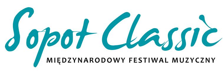 Międzynarodowy Festiwal Muzyczny Sopot Classic - logo (z materiałów organizatora)