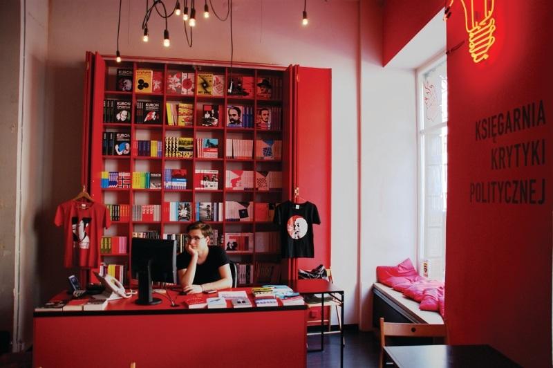Nowa księgarnia w CK Nowy Wspaniały Świat - materiał udostępniony przez organizatora
