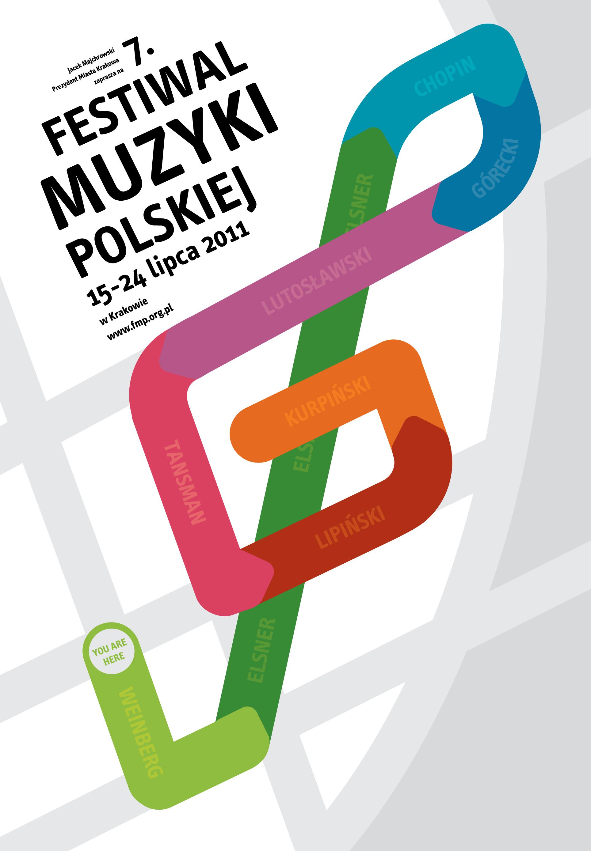 Projekt plakatu: Wojciech Kołek