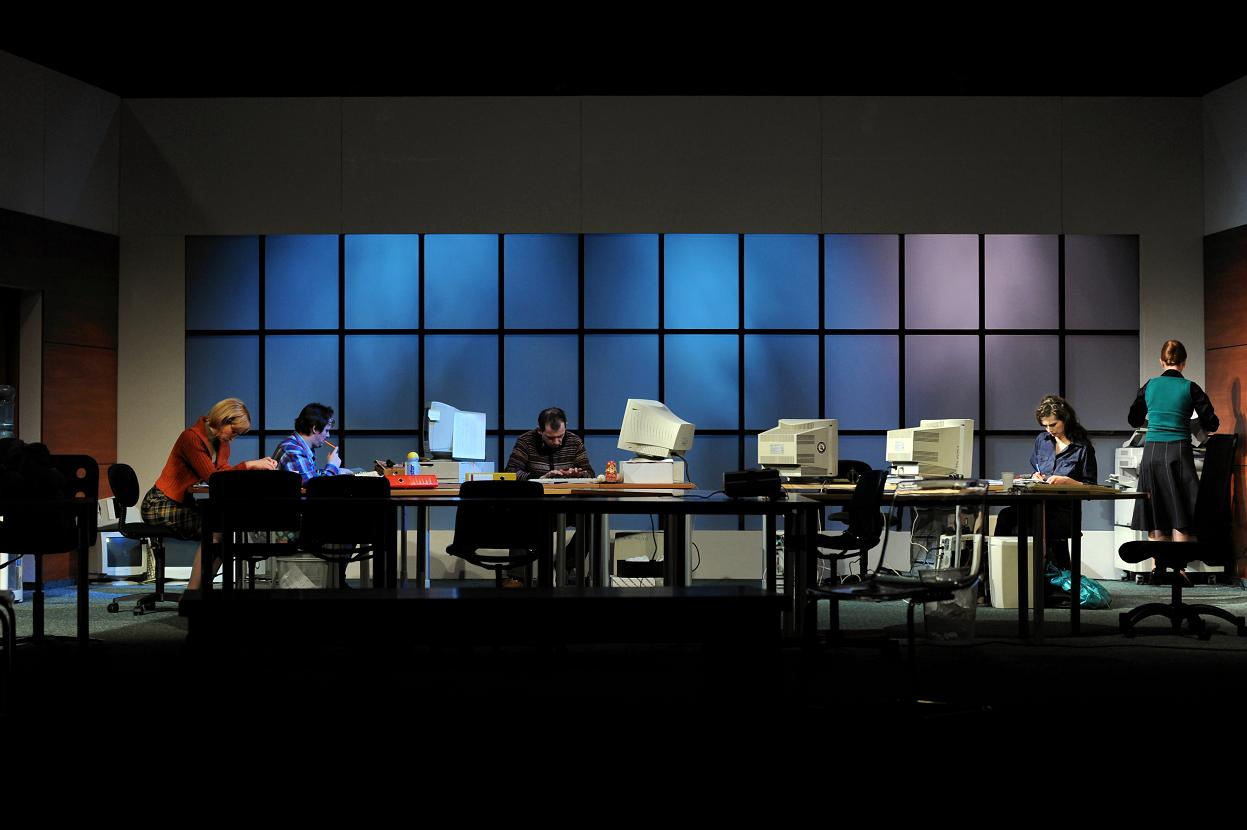 Szef wszystkich szefów na scenie Teatru Wybrzeże (z materiałów organizatora)