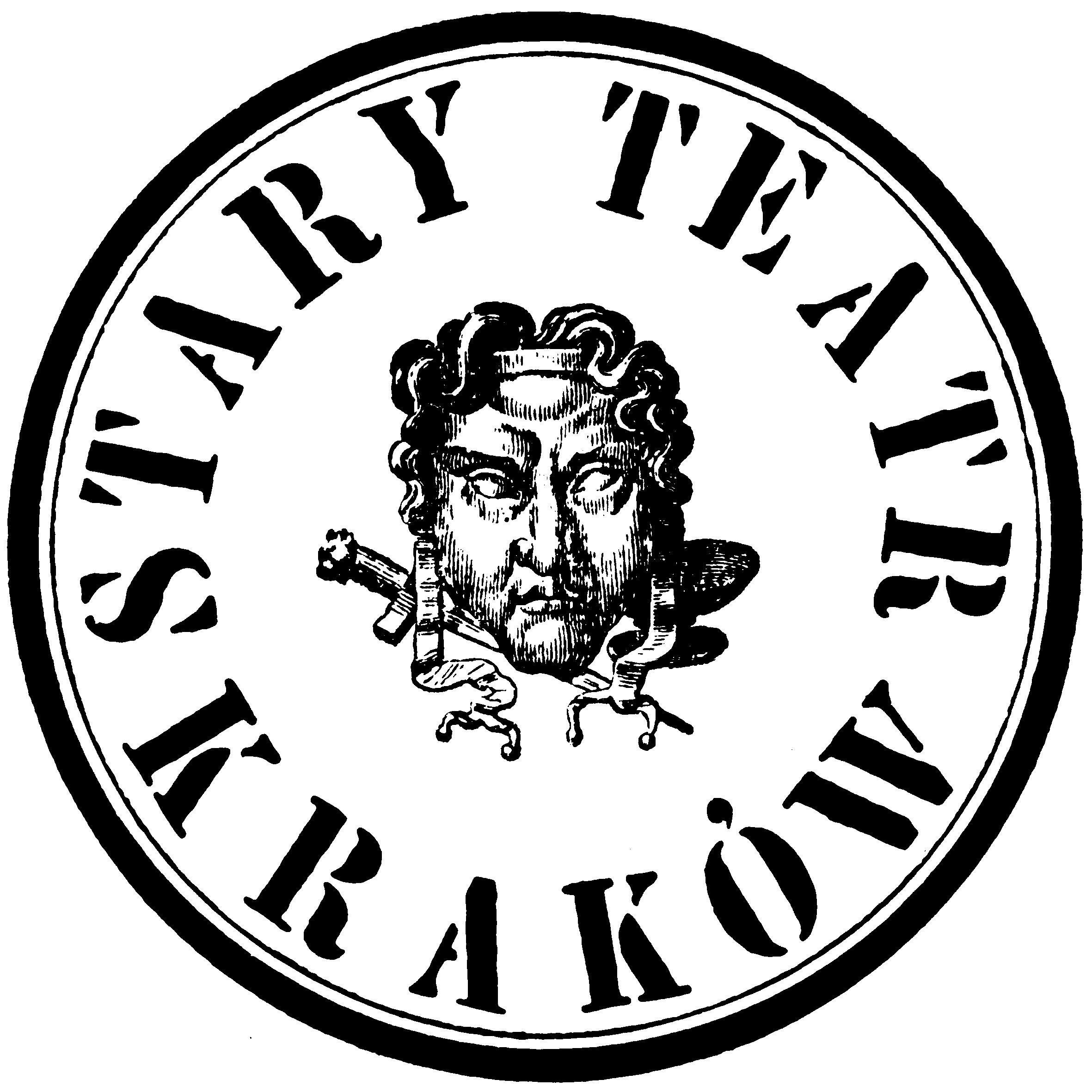 Logo Narodowego Starego Teatru im. Heleny Modrzejewskiej w Krakowie (z materiałów organizatora)
