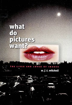 "W.J.T. Mitchell ""What do pictures want?:The Lives and Loves of images"", 2005, materiał udostępniony przez organizatora"