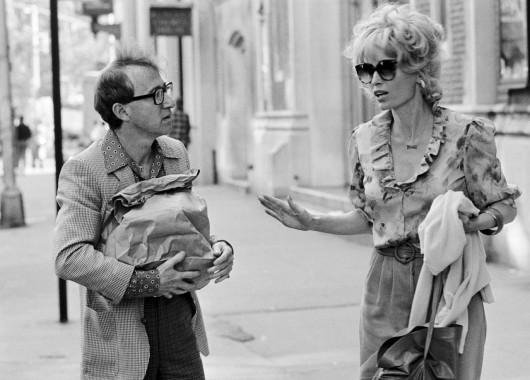 Kadr z filmu Danny Rose z Broadwayu (reż. Woody Allen, 1984), dzięki uprzejmości Park Circus Limited