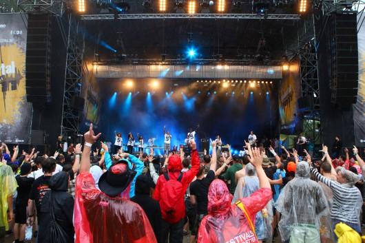Emergenza, koncert finałowy (zdjęcie pochodzi z materiałów organizatora)