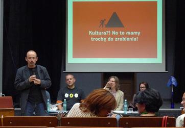 Bydgoski Kongres Kultury (zdjęcie pochodzi z materiałów organizatora)
