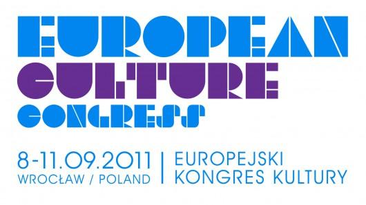 Logo Europejskiego Kongresu Kultury we Wrocławiu