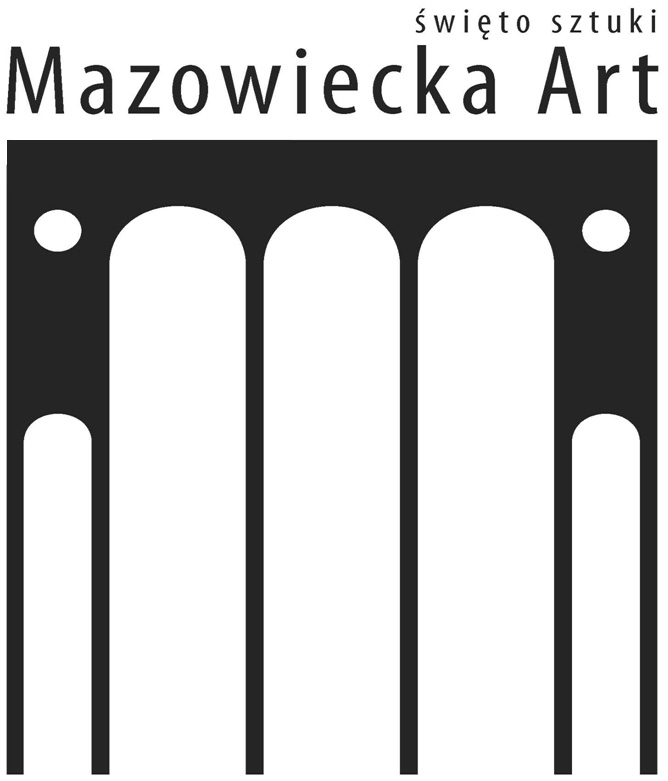 Logo Święto Sztuki Mazowiecka Art.