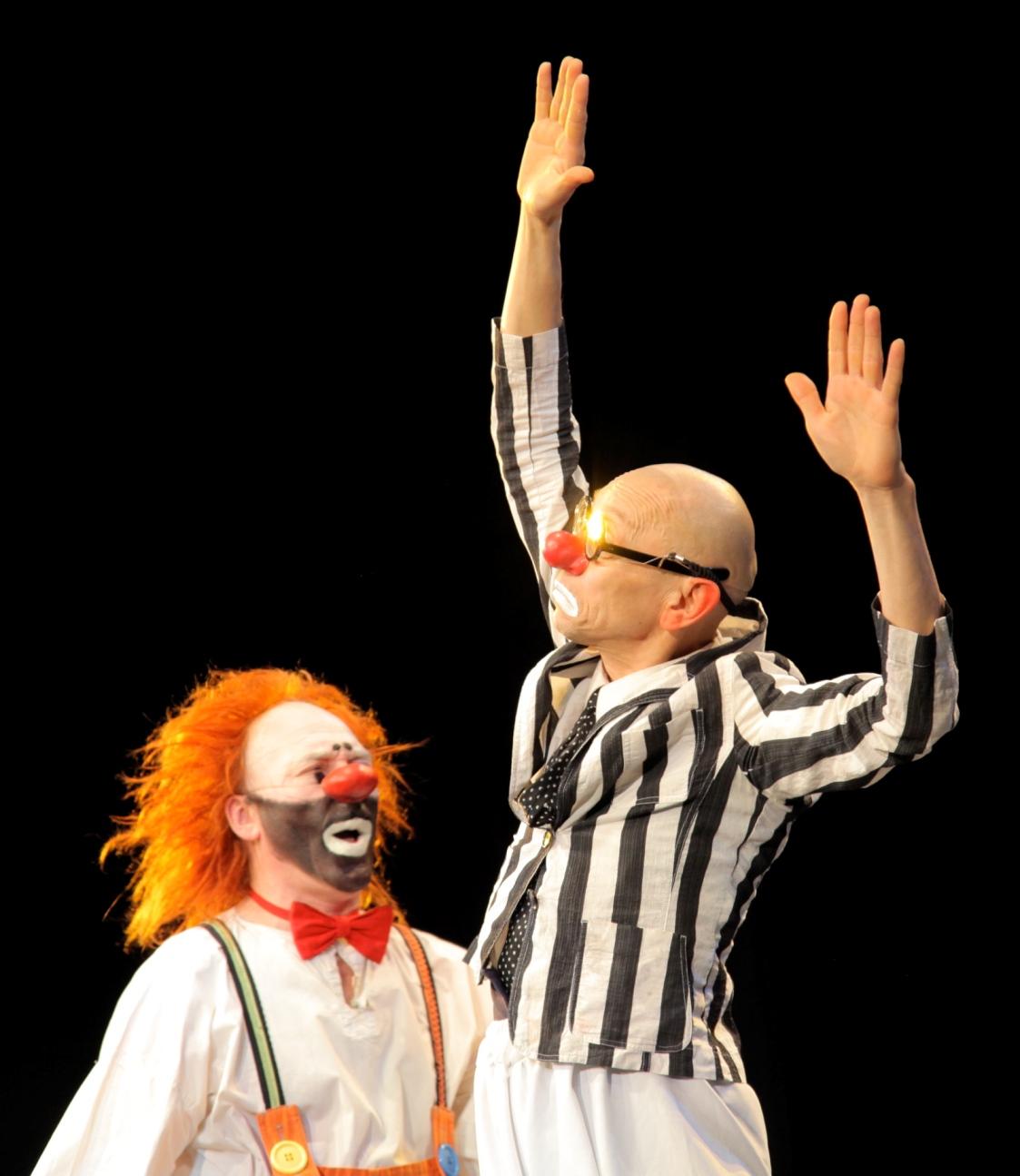 Teatr Licedei. Zdjęcie udostępnione przez organizatora