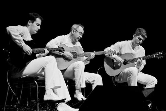 Trio Balkan Strings (zdjęcie pochodzi z materiałów organizatora)