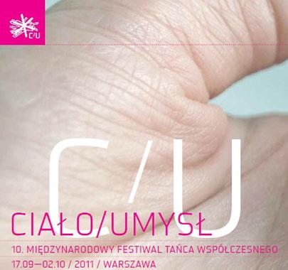 10. Festiwalu Ciało/ Umysł (źródło: materiały prasowe CSW)