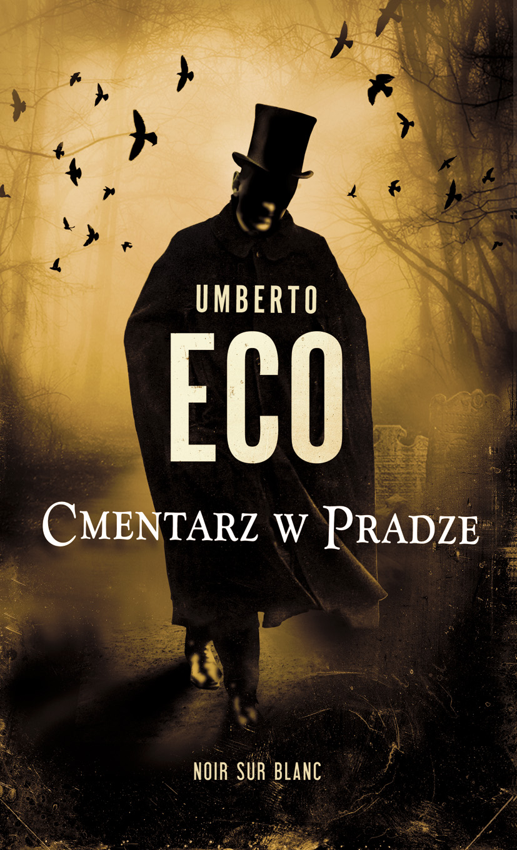 Umberto Eco, Cmentarz w Pradze (źródło: materiały prasowe wydawnictwa)