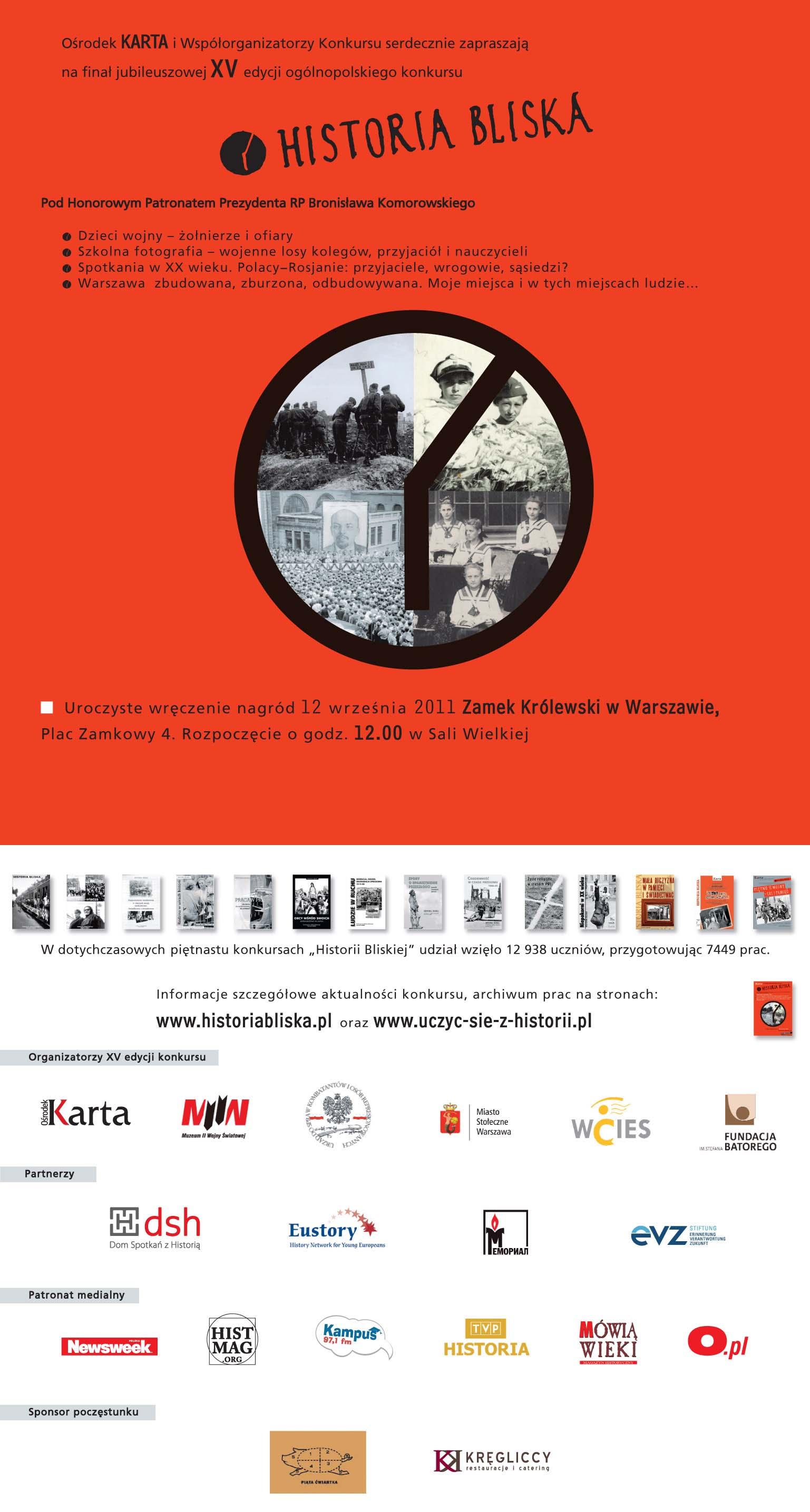 Plakat (materiał udostępniony przez organizatora)
