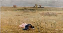 Jacek Malczewski (1854 –1929), Jesienią (Pasterka), 1890 (zdjecie udostępnione przez organizatora)