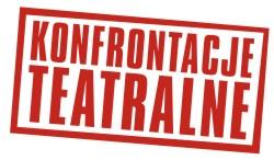 Konfrontacje Teatralne (logo pochodzi z materiałów prasowych)