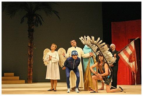 Królowie dowcipu w Teatrze Polskim w Bielsku-Białej (zdjęcie z materiałów organizatora)