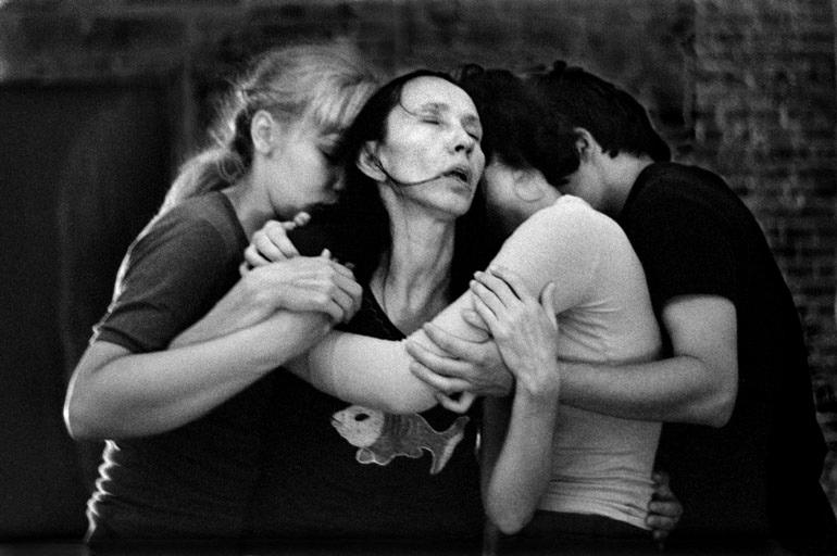 Fot. Maciej Stawiński, Rena Mirecka, 1980 (zdjęcie pochodzi z materiałów prasowych)