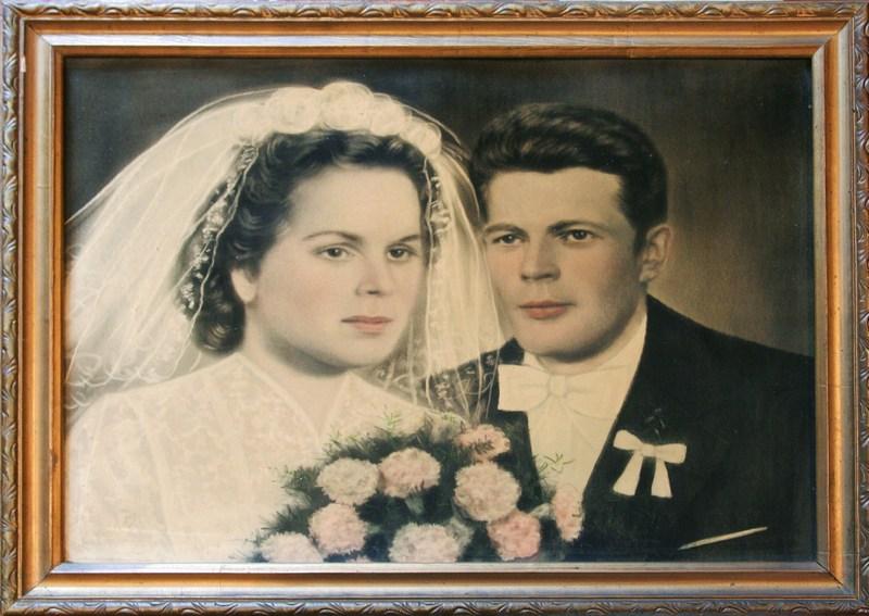 Monidło - Janina i Piotr Kasędra, 1957