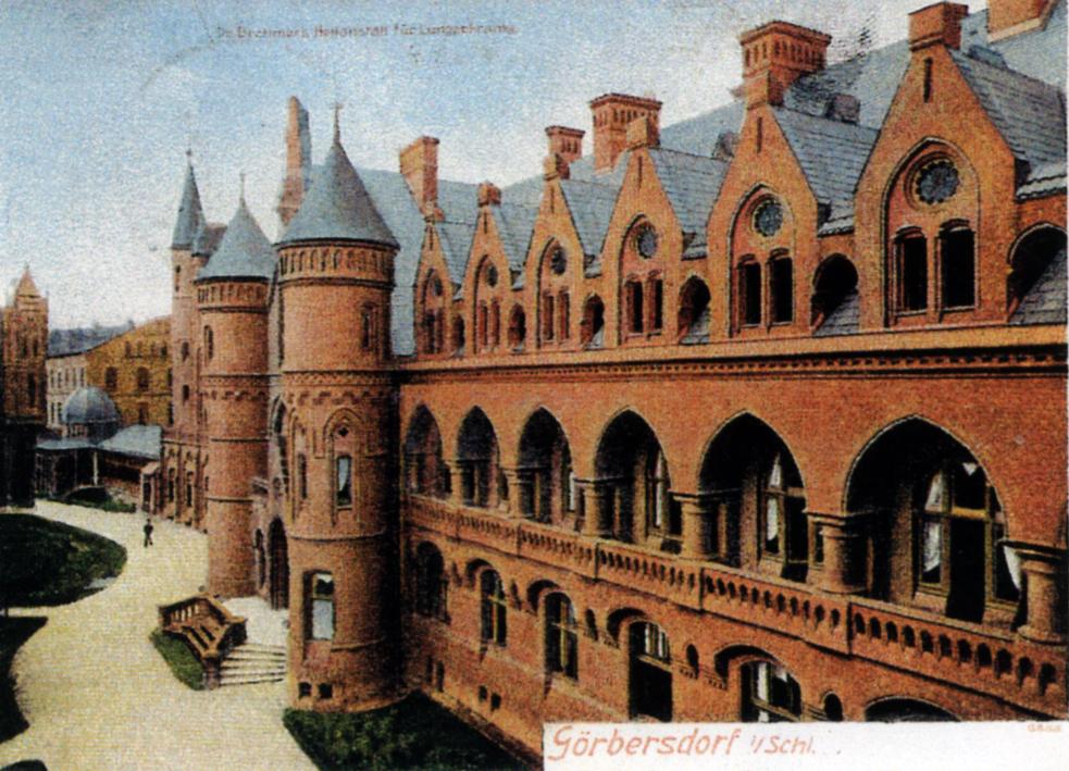 Sokołowsko 1853, pocztówka (materiały udostępnione przez organizatora festiwalu)