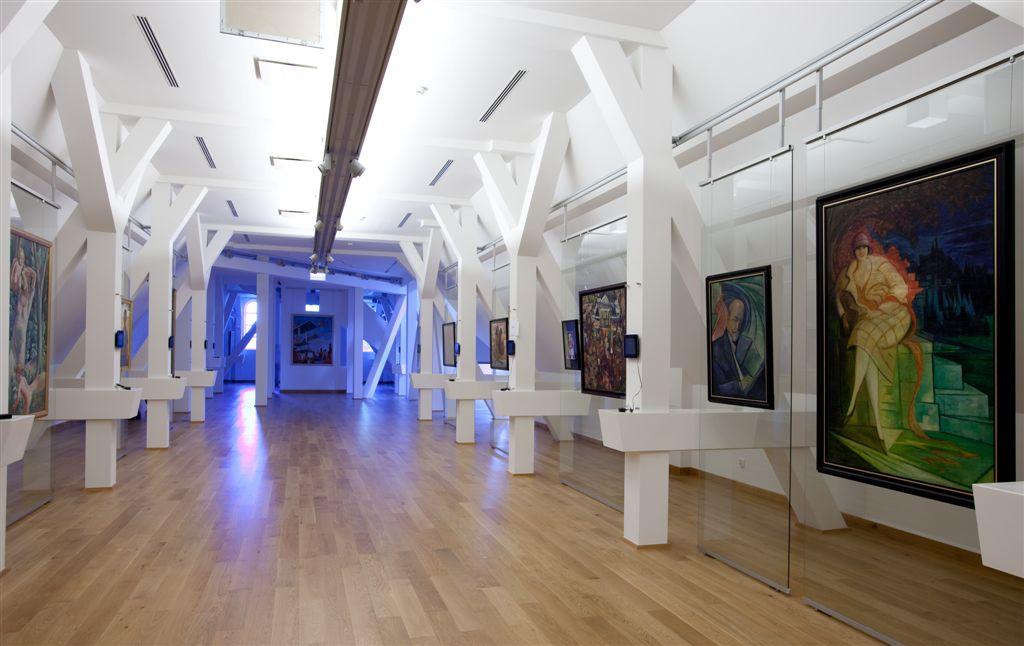 Polska sztuka współczesna - wystawa stała w Muzeum Narodowym we Wrocławiu