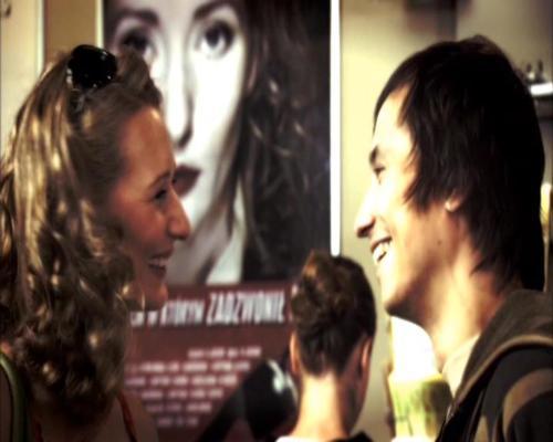 Kadr z filmu Prosta historia o miłości