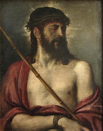 Tycjan Ecce Homo - zdjęcie z materiałów organizatora