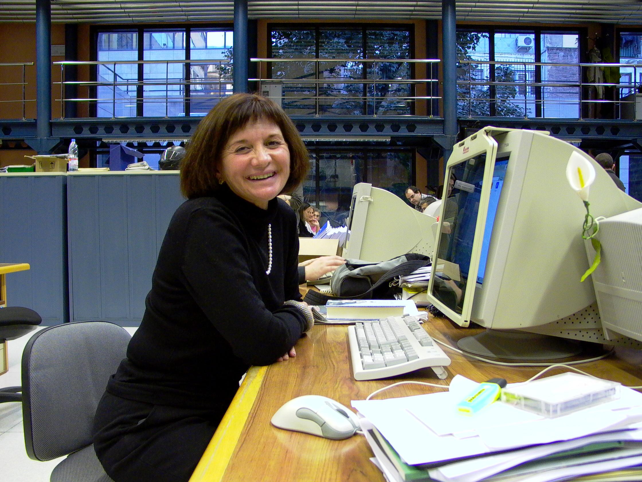 Na zdjęciu: Alicia Gimenez Bartlett (źródło: materiały prasowe organizatora).