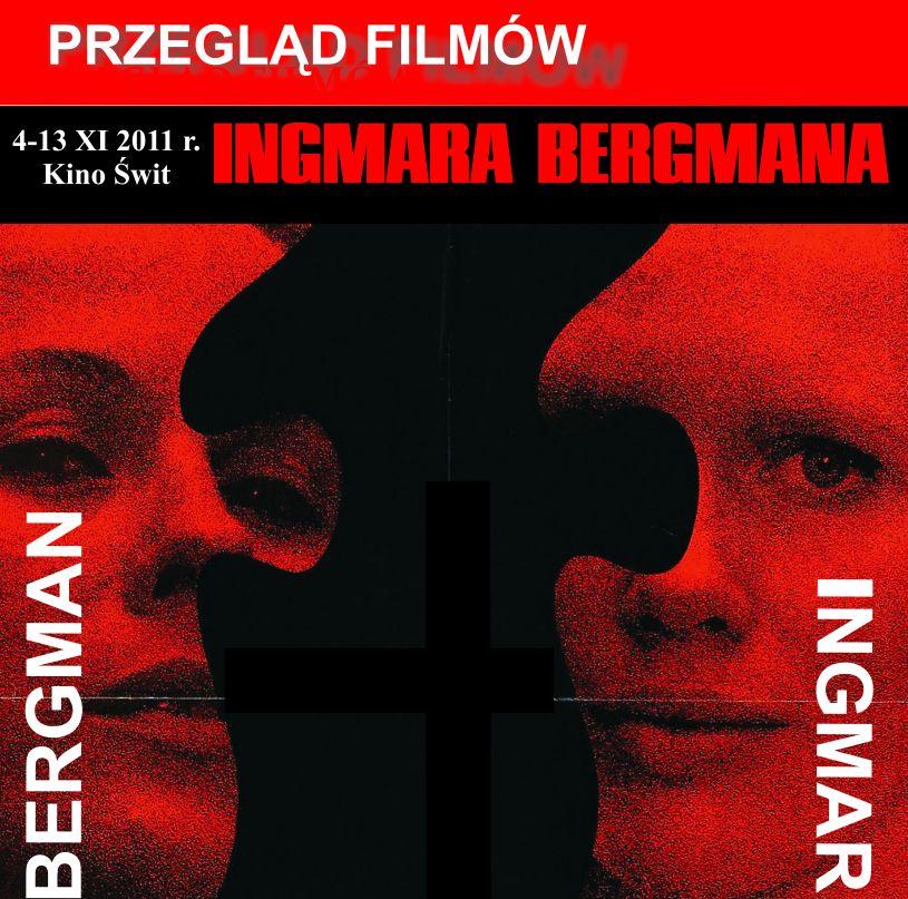 Przegląd filmów Ingmara Bergmana (źródło: materiały prasowe organizatora)