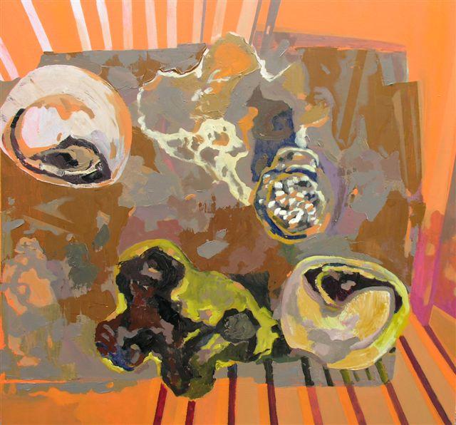 Malarstwo, Marek Sołowiej (źródło: materiały prasowe BWA Zamość)