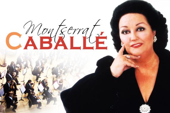 Montserrat Caballé (zdjęcie udostępnione przez organizatora)