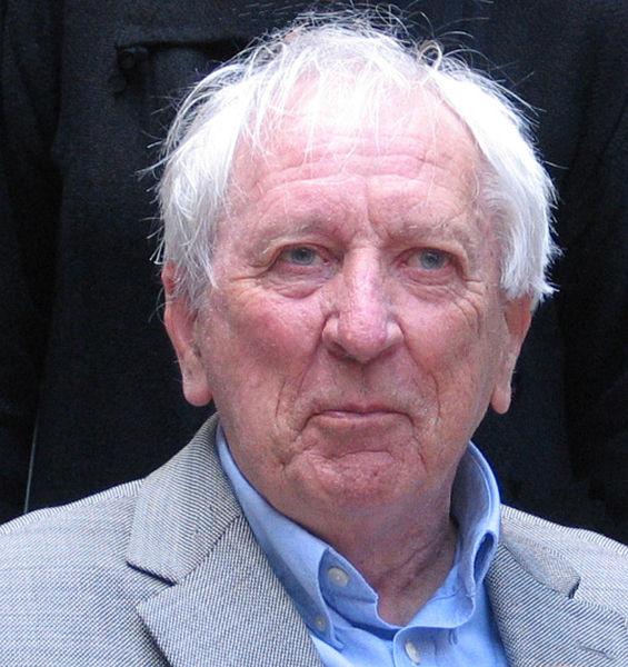 Tomas Tranströmer (źródło: Wikipedia)