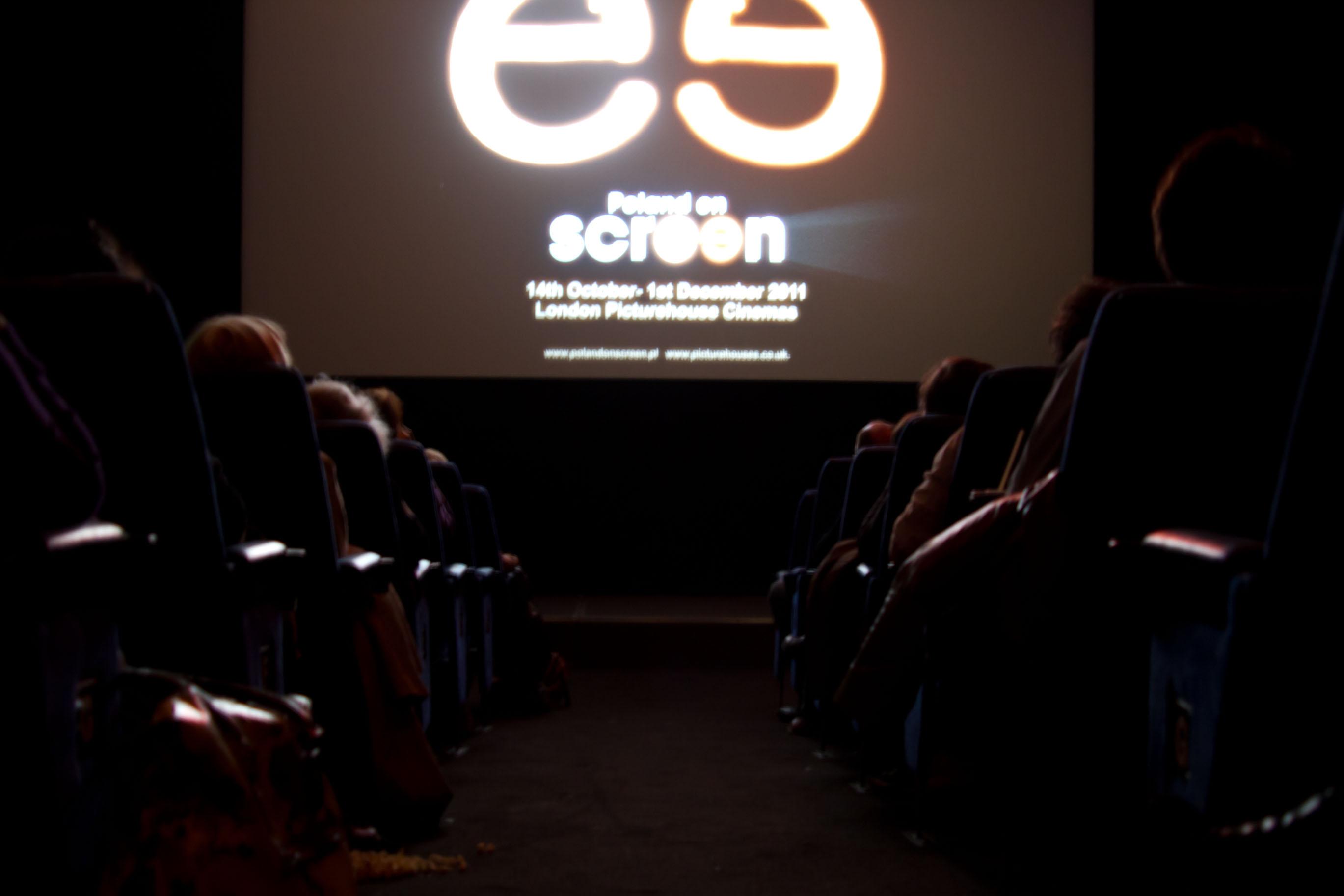 Inauguracja przeglądu kina polskiego w Londynie (zdjęcie pochodzi z materiałów prasowych)