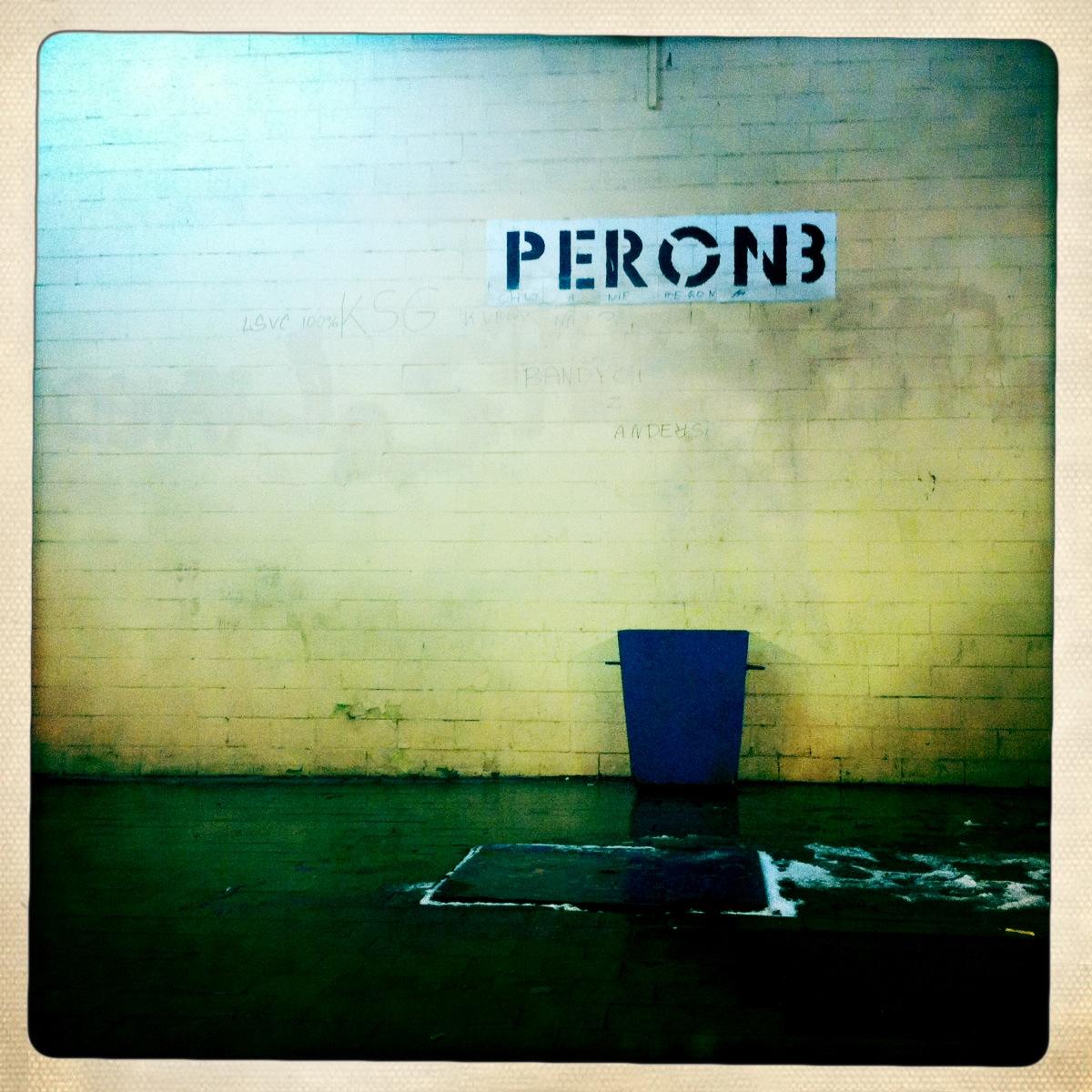 Waldemar Hauschild, Peron 3 (zdjęcie udostępnione przez organizatora)