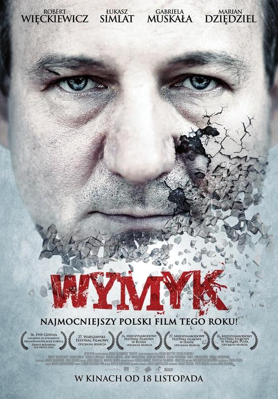 "Plakat filmu ""Wymyk"""