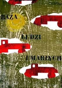 Plakat filmu Baza ludzi umarłych (źródło: materiał prasowy organizatora)