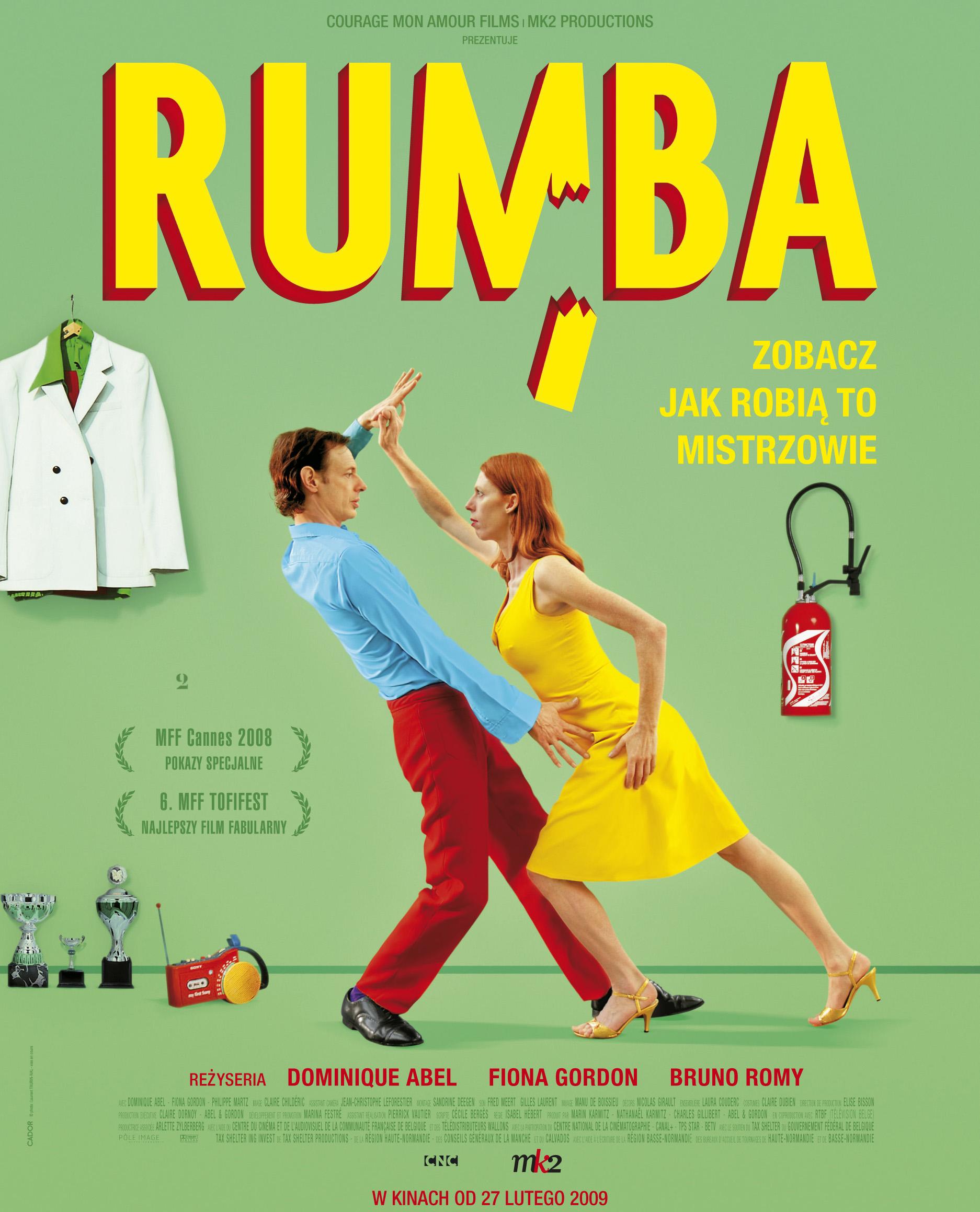 Rumba, reż. Dominique Abel (źródło: materiały prasowe organizatora)