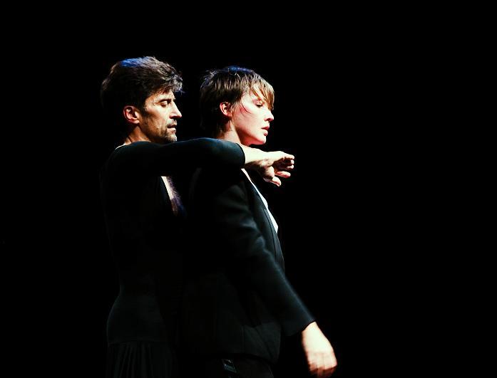 """""""Duety Nieistniejące"""" w Teatrze Wybrzeże (źródło: materiały prasowe organizatora)."""