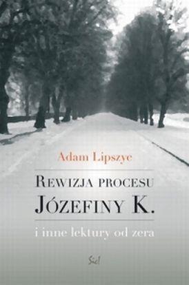 Okładka książki Adama Lipszyca (źródło: materiały wydawnictwa)