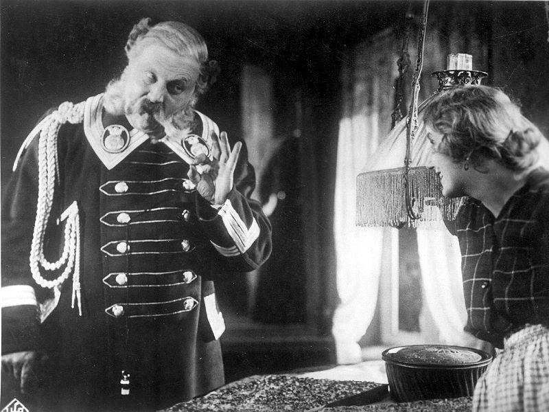 Kadr z filmu Portier z Hotelu Atlantic w reżyserii Friedricha Murnaua (źródło: materiał prasowy organizatora)