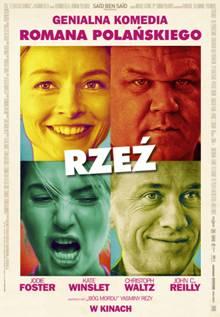 Rzeź, reż. Roman Polański (źródło: materiały prasowe dystrybutora)