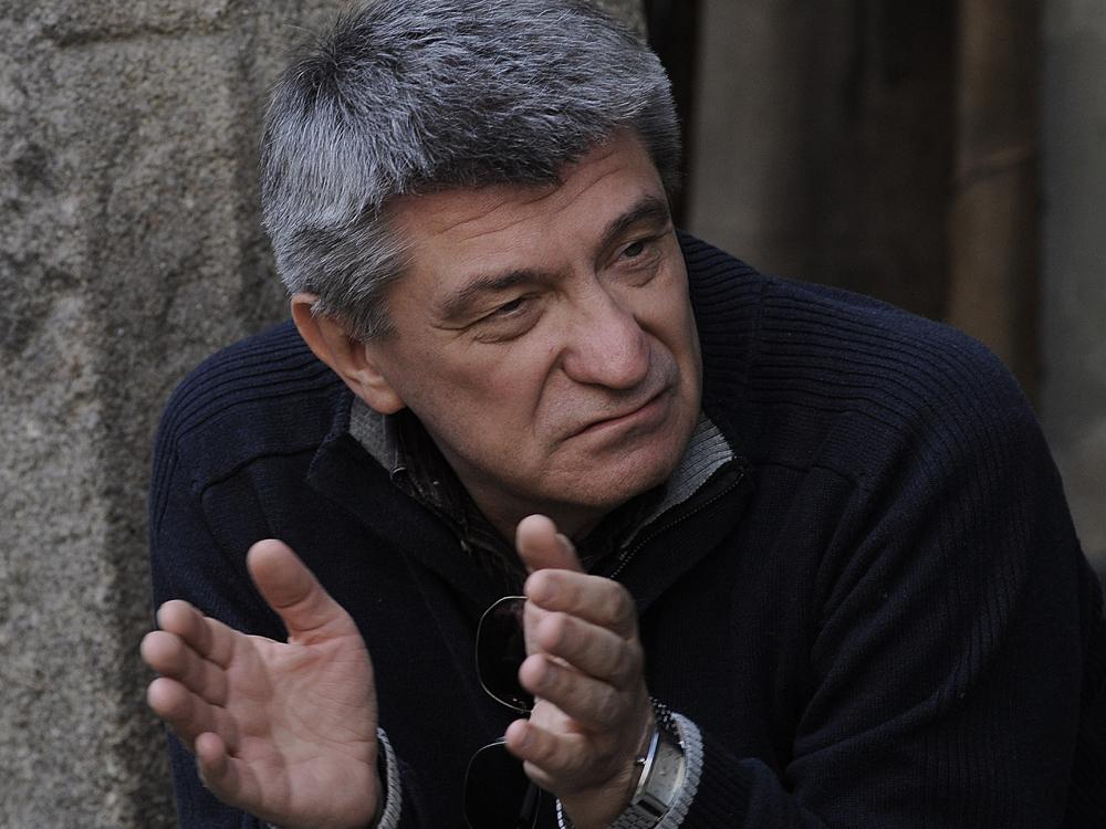 Alexander Sokurov (źródło: materiały prasowe dyastrybutora)