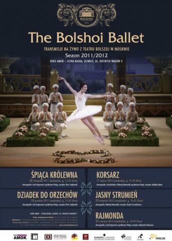 The Bolshoi Ballet: Live in HD (źródło: materiały prasowe organizatora)