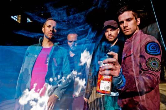 Coldplay (źródło: materiały prasowe Alter Art)