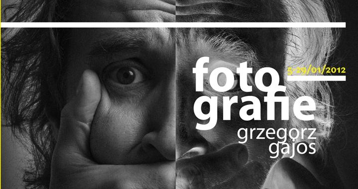 Grzegorz Gajos (źródło: materiały prasowe Galerii)