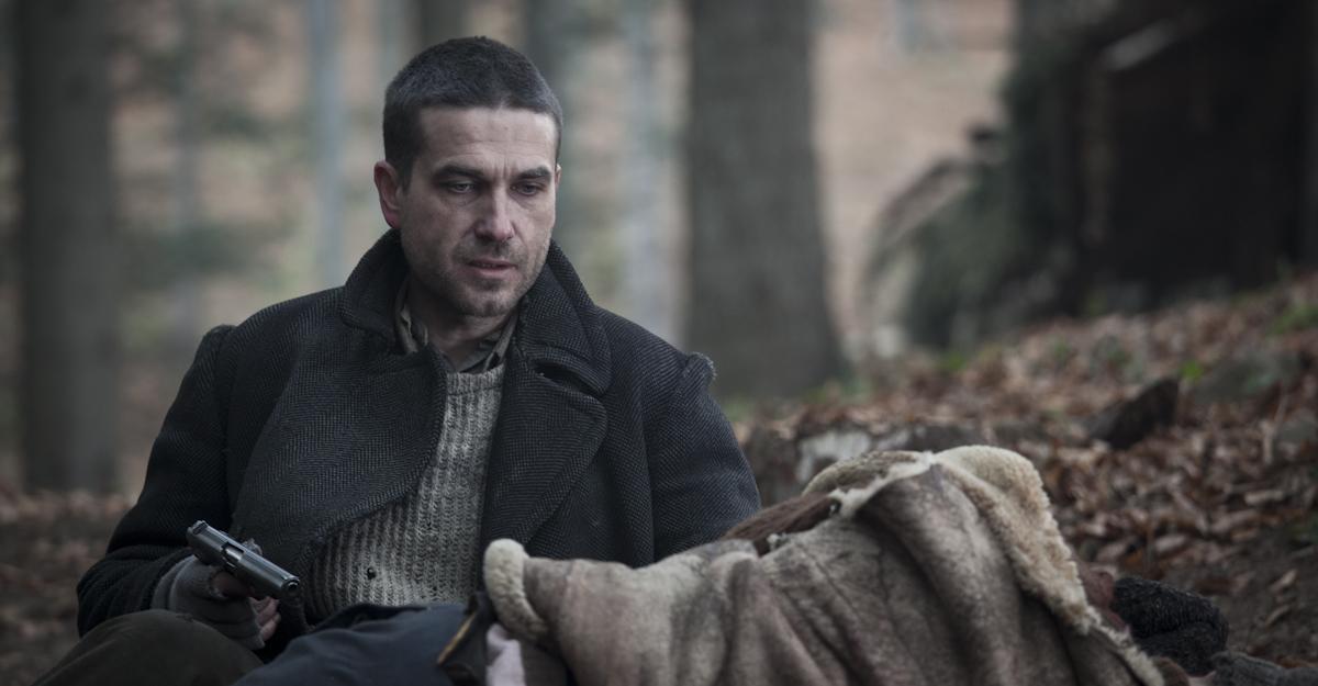 Marcin Dorociński w filmie Obława (fot. Jacek Drygała/Skorpion Arte, źródło: materiał prasowy producenta)