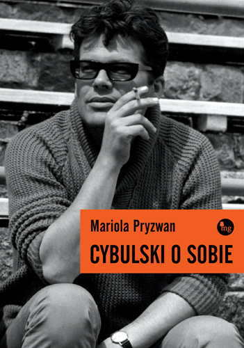 Mariola Pryzwan Cybulski o sobie (źródło: materiał prasowy wydawcy)