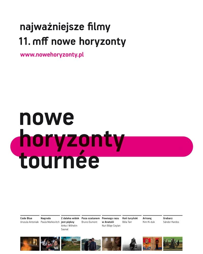 Nowe Horyzonty Tournée (źródło: materiał prasowy organizatora)