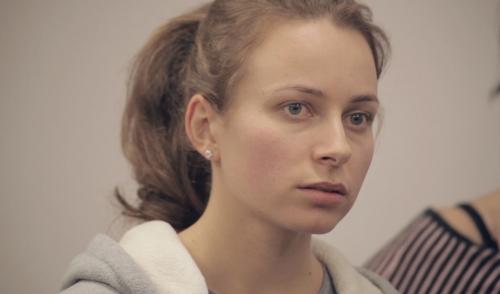 """Milena Korolczuk, """"Clockwork"""" 2011 (wideo) (źródło: materiał prasowy)"""