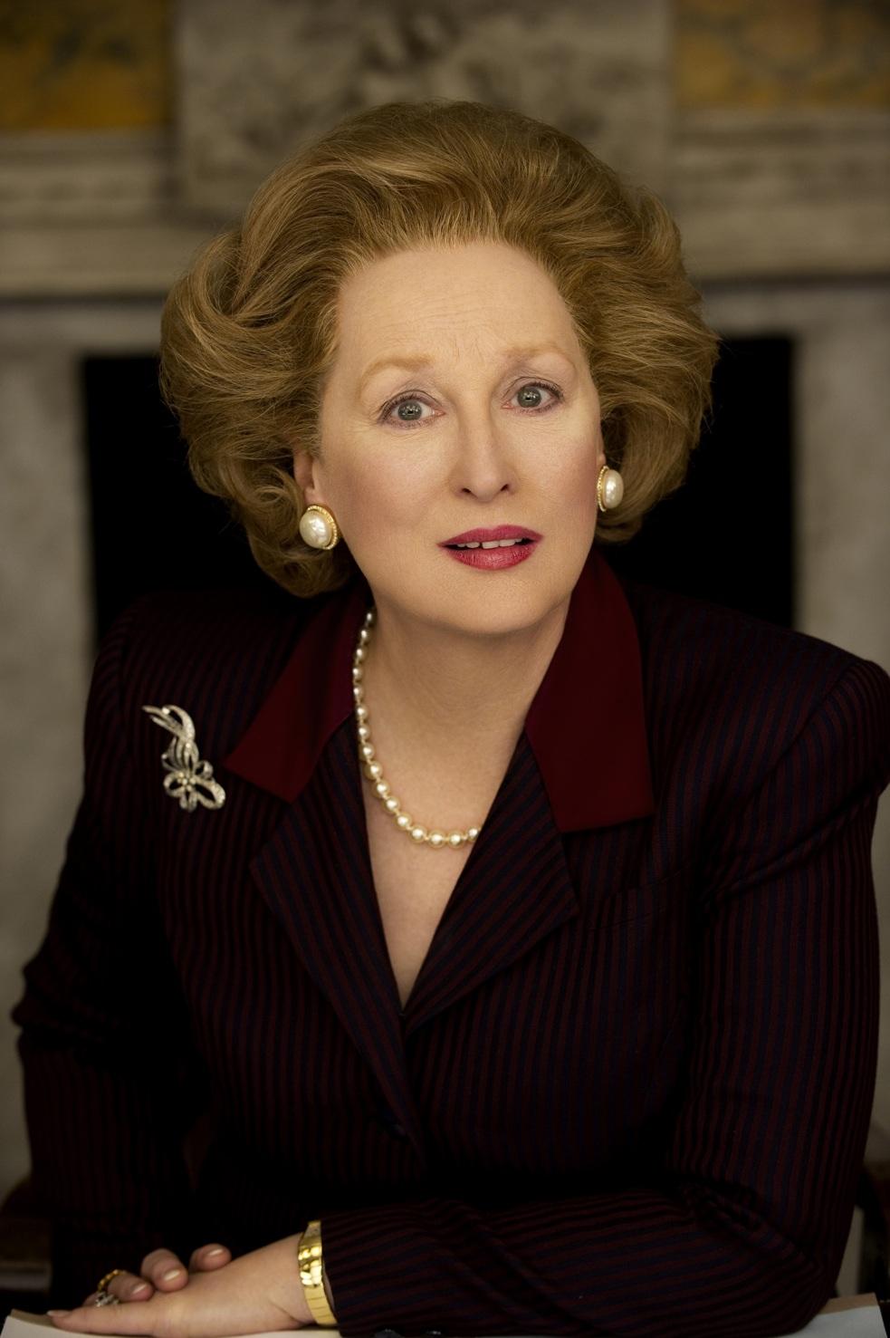 Meryl Streep jako Żelazna Dama (źródło: materiał prasowy dystrybutora)