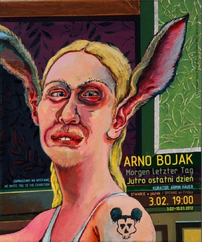 Arno Bojak - Jutro ostatni dzień (źródło: materiał prasowy organizatora)